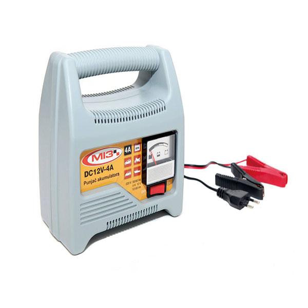 Punjač akumulatora 12V-4A