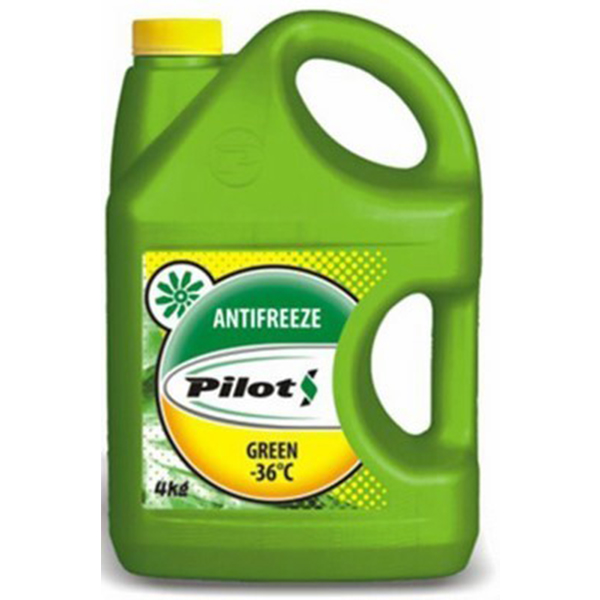 Antifriz Pilot-S Green -36°C mješavina 3/1 (žuto-zeleni)